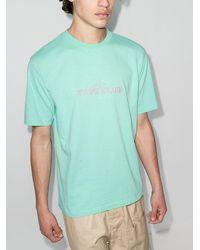 Stone Island ロゴ Tシャツ - マルチカラー
