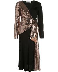 Prabal Gurung スパンコール ドレス - ブラック