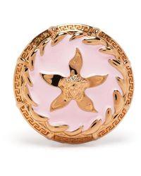 Versace Серьги С Декором Medusa - Розовый