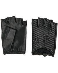 Karl Lagerfeld - 'K/Quilted' Handschuhe - Lyst