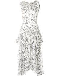 Acler Grosvenor ドレス - ホワイト