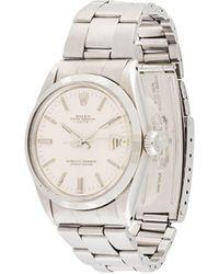 Rolex Oyster Perpetual Date Horloge - Metallic