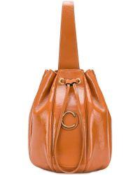 Casadei - Logo Shoulder Bag - Lyst