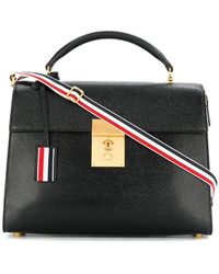 Thom Browne - Mrs. Thom Jr. Unstructured Lucido Bag - Lyst
