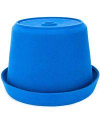 Nina Ricci Narrow Brimmed Hat - Blue