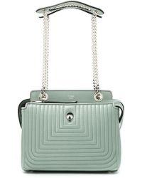 Fendi - Dotcom Click Shoulder Bag - Lyst