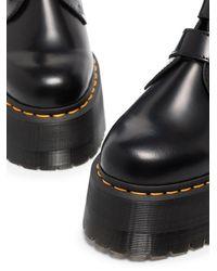 Dr. Martens Ботинки Jadon Max 55 На Платформе - Черный