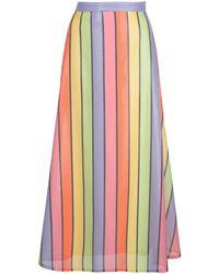 Olivia Rubin Penelope Sequin Skirt - Multicolour