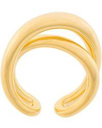 Charlotte Chesnais - Initial Ring - Lyst
