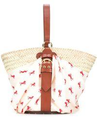 Chloé - Medium Panier Basket Bag - Lyst