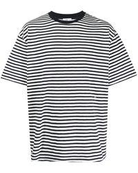Closed ストライプ Tシャツ - ホワイト