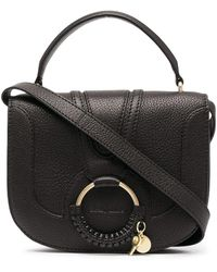 See By Chloé Mini Hana Satchel - Black