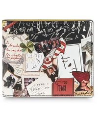 Fendi - 二つ折り財布 - Lyst