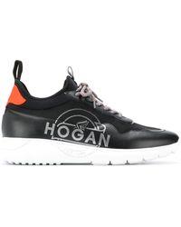 Hogan プリントロゴ スニーカー - マルチカラー