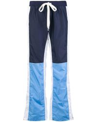 Each x Other - Colour Blocked Track Trousers - Lyst