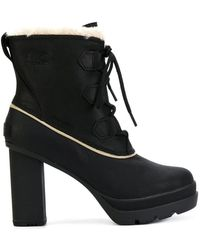 Sorel - Ankle Length Boots - Lyst