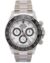 Rolex Pre-owned Daytona Horloge - Metallic