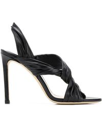Jimmy Choo - Lalia 100 サンダル - Lyst