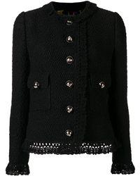 Dolce & Gabbana - ブークレ ジャケット - Lyst