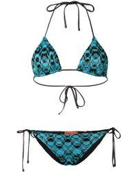 Missoni | Wavy Print Bikini Set | Lyst