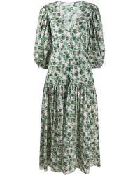Marysia Swim - Vestido con motivo abstracto - Lyst