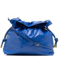 Isabel Marant - Ailey Drawstring Crossbody Bag - Lyst