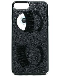Chiara Ferragni - Glitter Iphone Case - Lyst