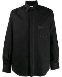 Cobra S.C. チェストポケット シャツ - ブラック