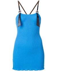 Toga Pulla - Ribbed Tank Top - Lyst
