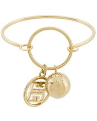 Givenchy - Orb Charm Ring Bracelet - Lyst