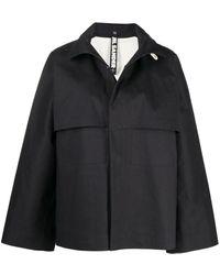 Jil Sander シングルコート - ブラック