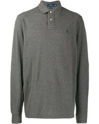 Polo Ralph Lauren - ロングスリーブポロシャツ - Lyst