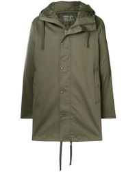 Sempach - Hooded Raincoat - Lyst