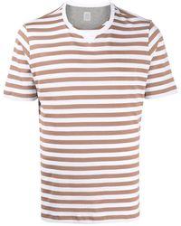 Eleventy ファインニット Tシャツ - マルチカラー