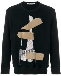 Chalayan - Blanket Embroidered Jumper - Lyst