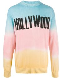 Laneus Hollywood スウェットシャツ - ブルー