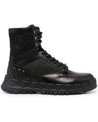 Versace Ботинки Greca Rhegis - Черный