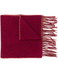 Vivienne Westwood Orb スカーフ - レッド