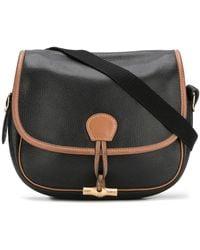 Hermès Pre-owned Duffle Shoulder Bag - Black