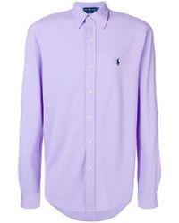 Ralph Lauren - Logo Shirt - Lyst