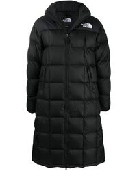 The North Face Lhotse Duster Feather Down Parka - Black