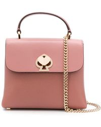 Kate Spade Romy Leather Mini Top Handle Satchel - Pink