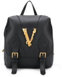 Versace Virtus バックパック - ブラック