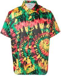SSS World Corp Hawaiiaans Shirt Met Korte Mouwen - Meerkleurig