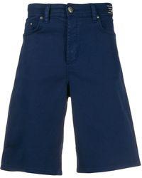 Versace Jeans ショートパンツ - ブルー