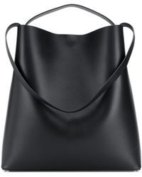 Aesther Ekme Shoulder Strap Shopper Bag - Black