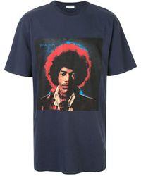 ih nom uh nit - T-Shirt mit Jimi-Hendrix-Print - Lyst