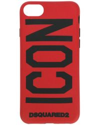 DSquared² - Icon Iphone 7 Case - Lyst