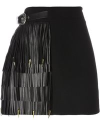 Fausto Puglisi - Fringed A-line Skirt - Lyst