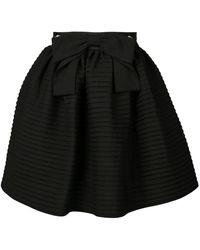 Edward Achour Paris Upcake Skirt - Black